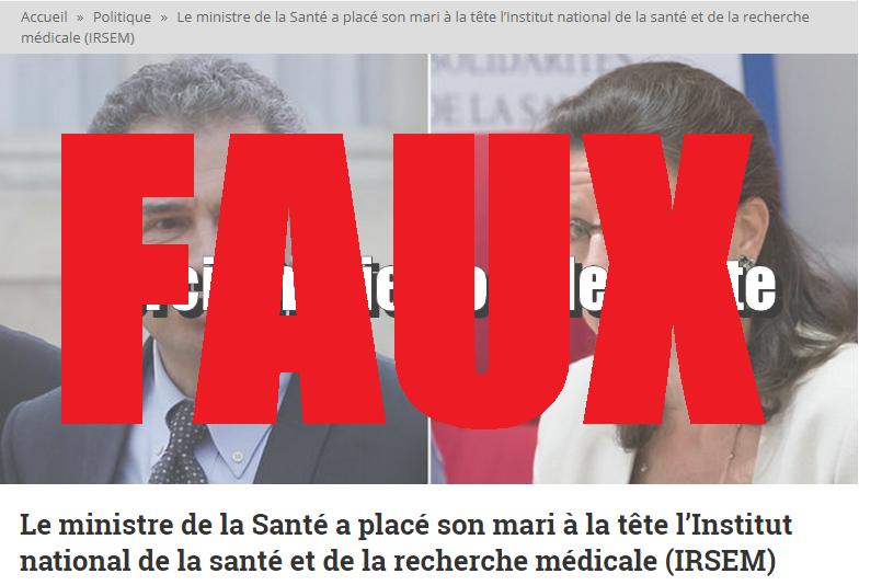 Capture d'écran du site La Gauche m'a tuer
