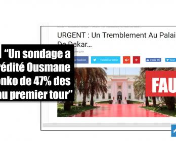 Capture d'écran Dakarmidi du 20 février