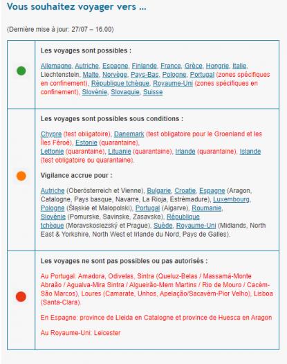 Aucune Fermeture De La Frontiere Franco Belge N Est Prevue Pour L Instant Factuel