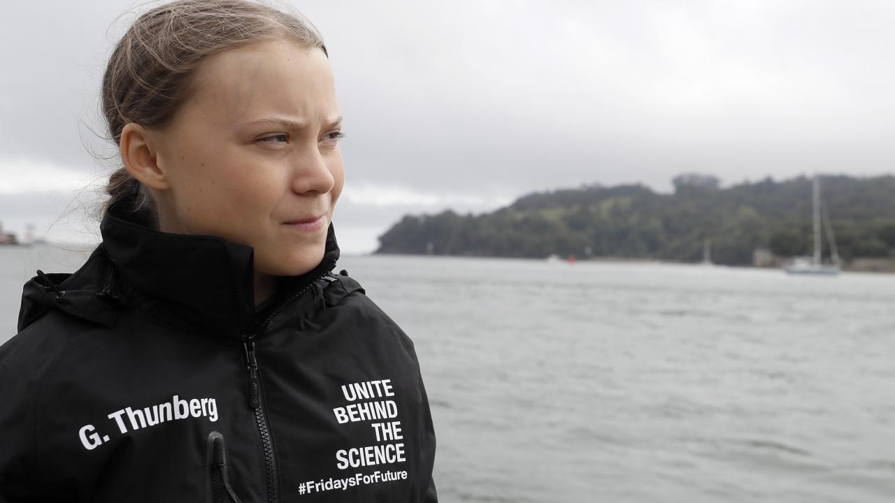 La traversée de Greta Thunberg en voilier émet-elle plus de CO2 que